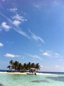 Silk Caye, Belize, C.A.