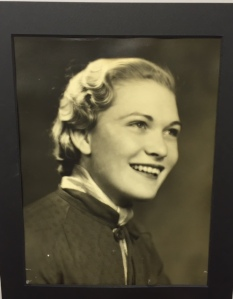 Imogene Cowart, Mrs. Sterlin Thompson circa 1935