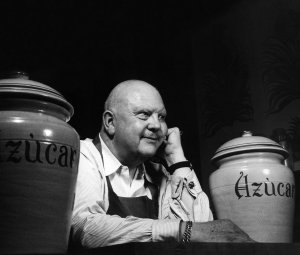 James Beard photo by Paul Child