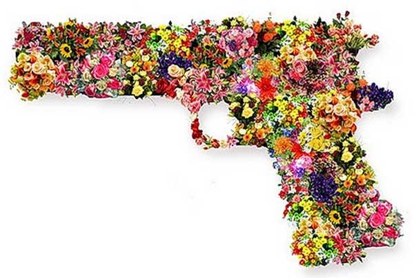 Flower-Gun